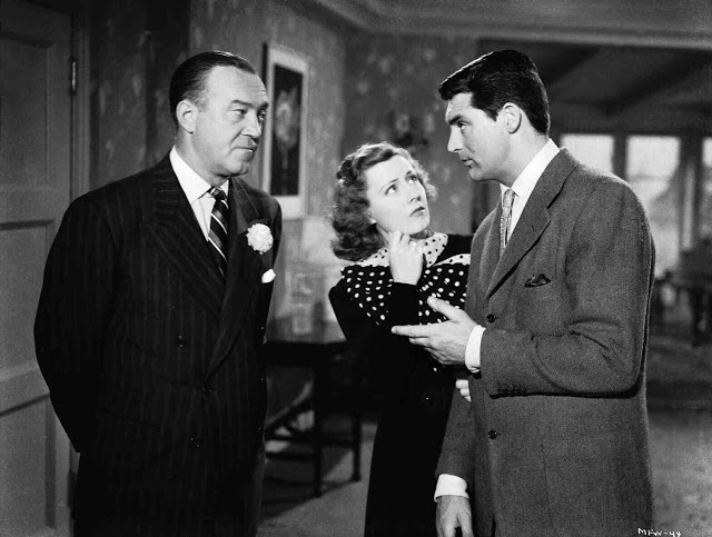 Cary Grant and Irene Dunne My Favorite Wife