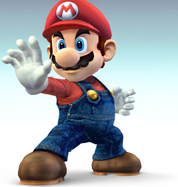 Mario Saves The Barf Day