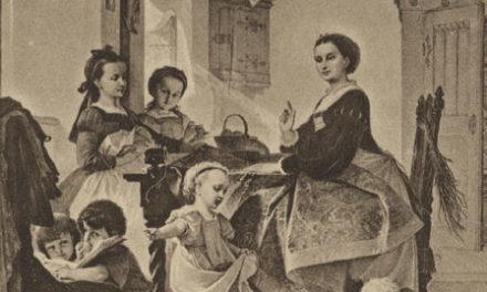 Eliza R. Snow writes O My Father