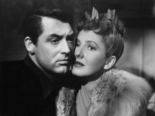 """The Talk of the Town"" Cary Grant and Jean Arthur"