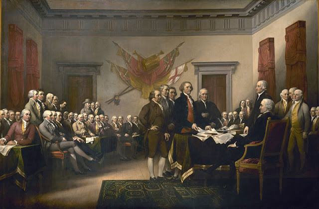 The faith of the founding fathers