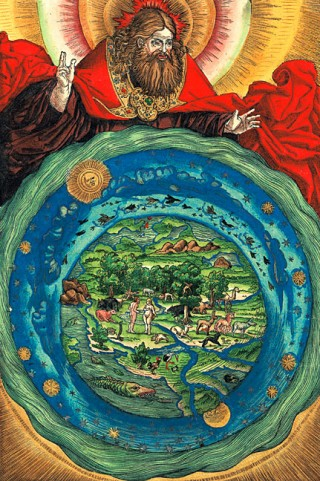 essay about creation of god Genesis first book of the bible ascribed by tradition, though not by scholars, to moses, the book of genesis chronicles the creation of the world and everything in it, as well as god's early.