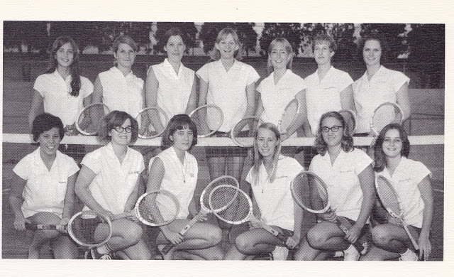 Girls P.E. in the 60's — Shared Showers