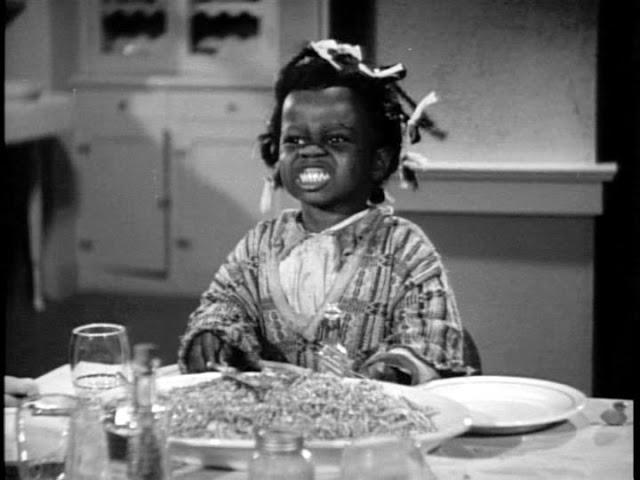 """Little Rascals"" Buckwheat Billie Thomas — boy or girl?"