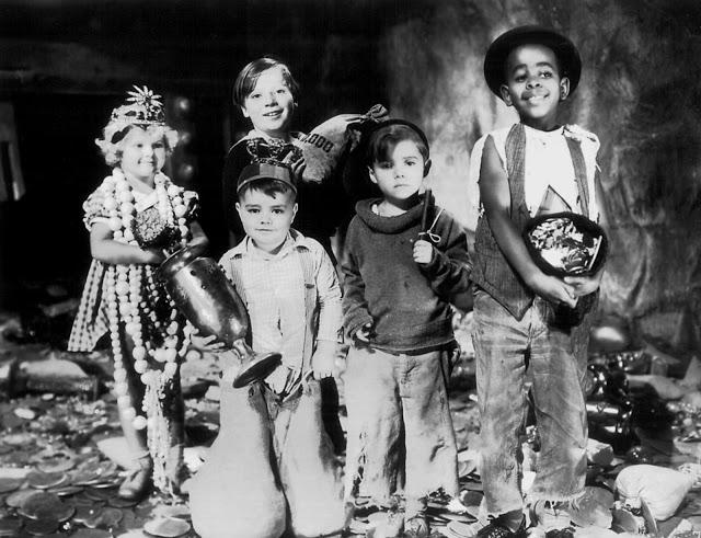 The Little Rascals — Spanky George MacFarland