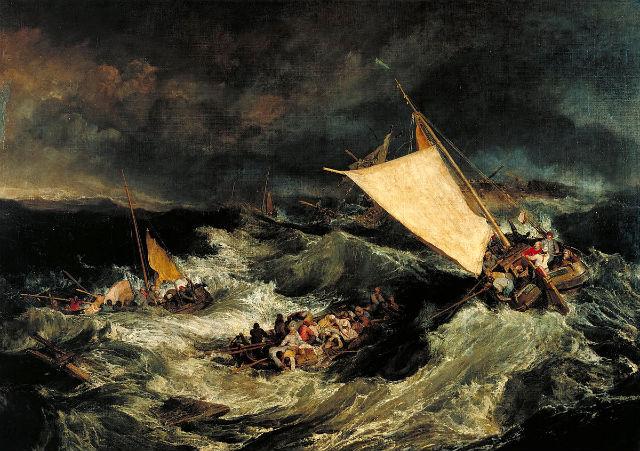 Avoiding shipwrecks