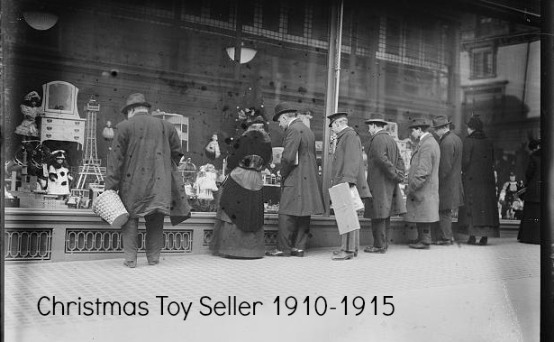 Vintage Christmas photos