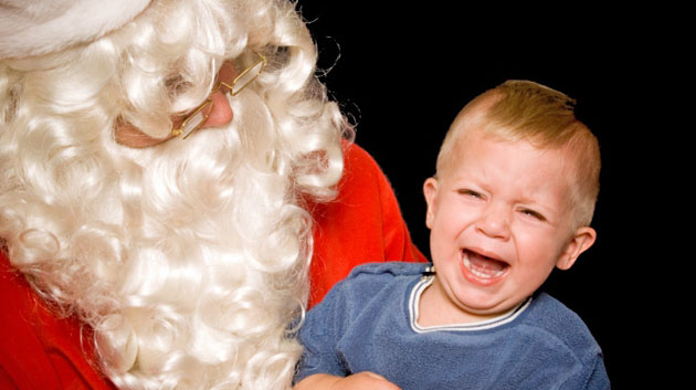 Two reasons I told my kids that Santa isn't real