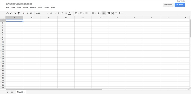 How to Organize Visiting Teaching with Google Drive • Eve