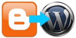 blogger to wordpress tutorial