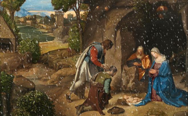 Was Christ born on Christmas?