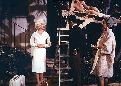 Marilyn Monroe's last film