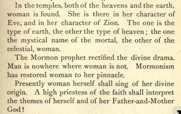 women of mormondom
