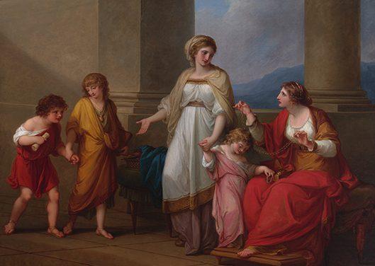 Women with faith to heal