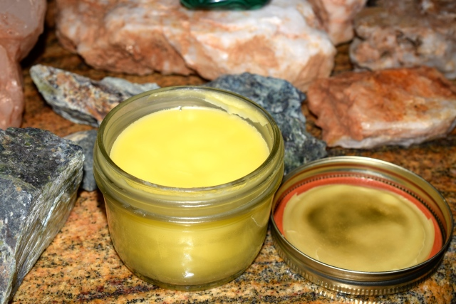 Homemade Diaper Rash Cream