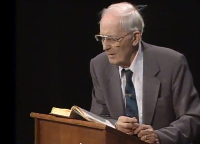 Two new Hugh Nibley talks
