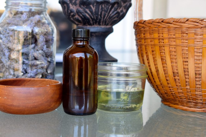 Homemade skincare the Lazlo way