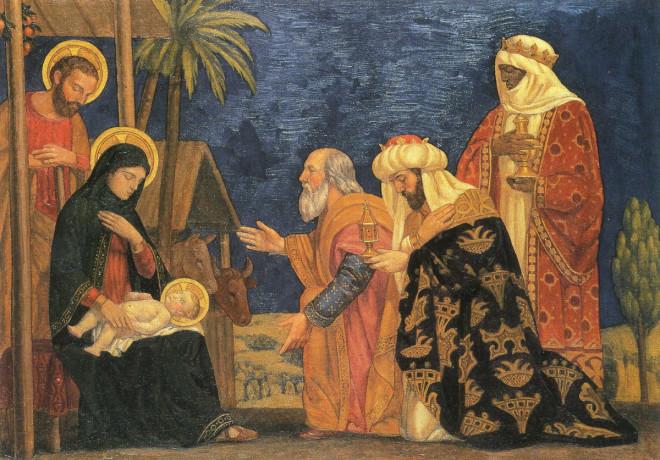 Epiphany Jan. 6