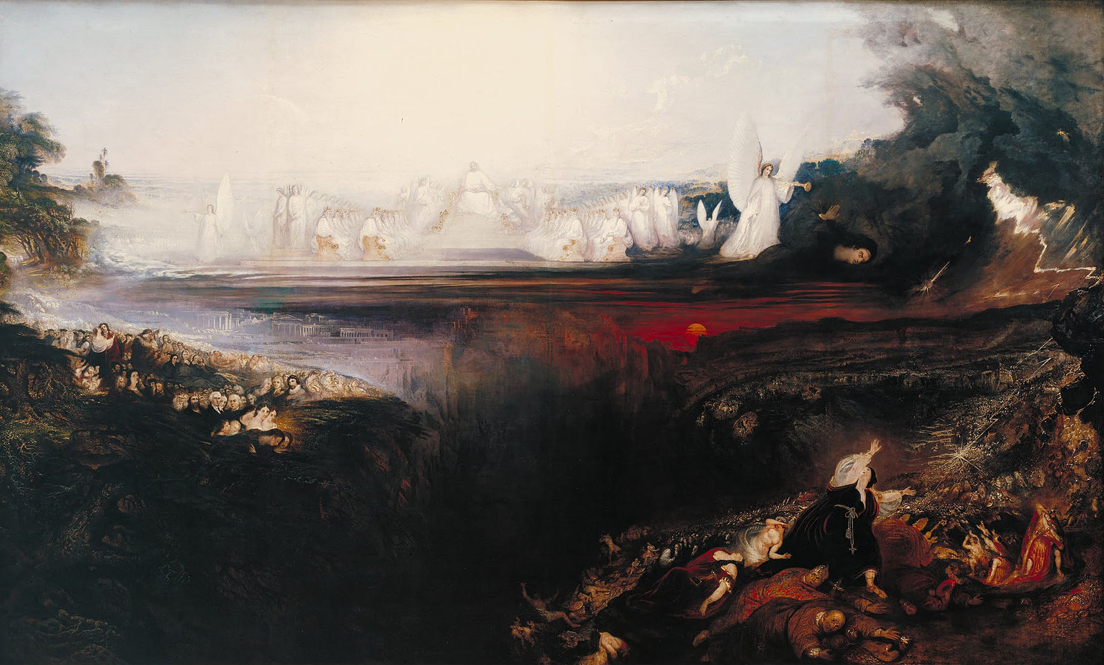 John Martin   The Last Judgement   Google Art Project 1