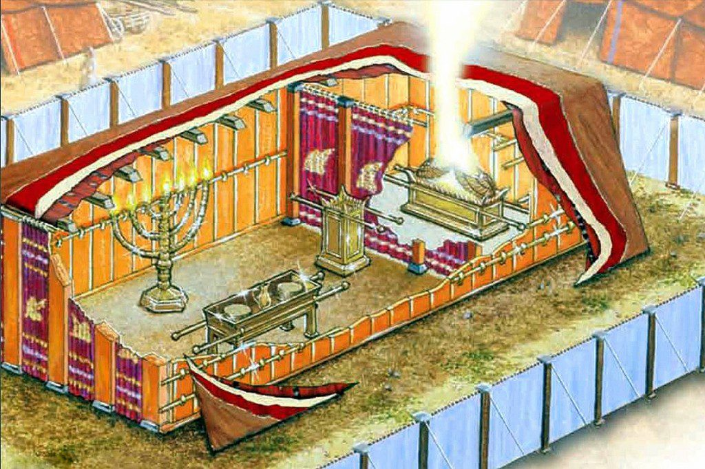 Kingdom Of God And Holy Of Holies Eve Out Of The Garden