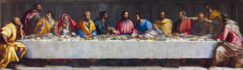 Sacrament and the Lord's Supper