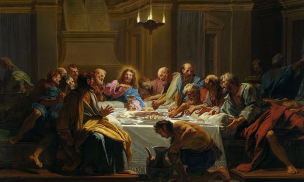 Early Sacrament with Joseph Smith