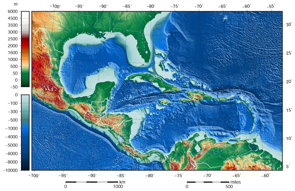 gulf of mexico geography