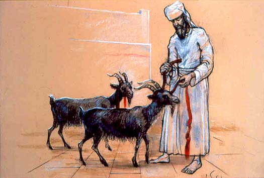 the day of atonement goats