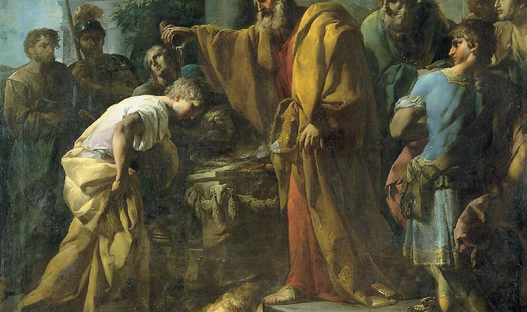Is the servant marred or anointed in Isaiah 52?