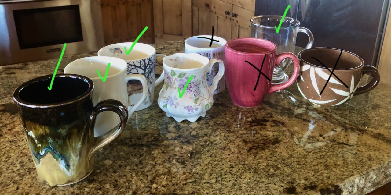 Mug Handles That Stay Cool In Microwaves Eve Out Of The Garden